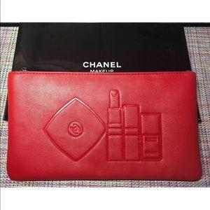 CHANEL VIP Gift - Cosmetic/Makeup Bag,